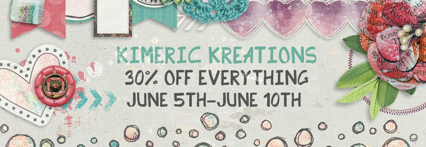 Featured Designer Kimeric Kreations