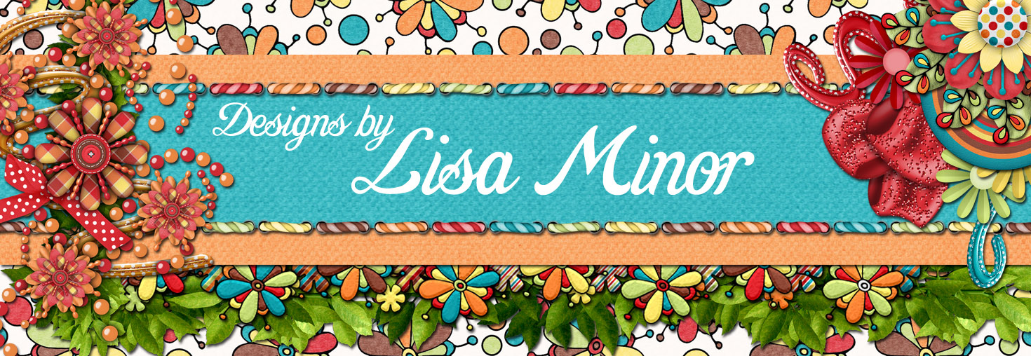 Featured Designer Designs by Lisa Minor