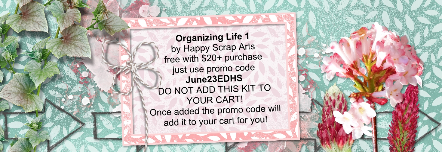Organizing Life 1 Kit