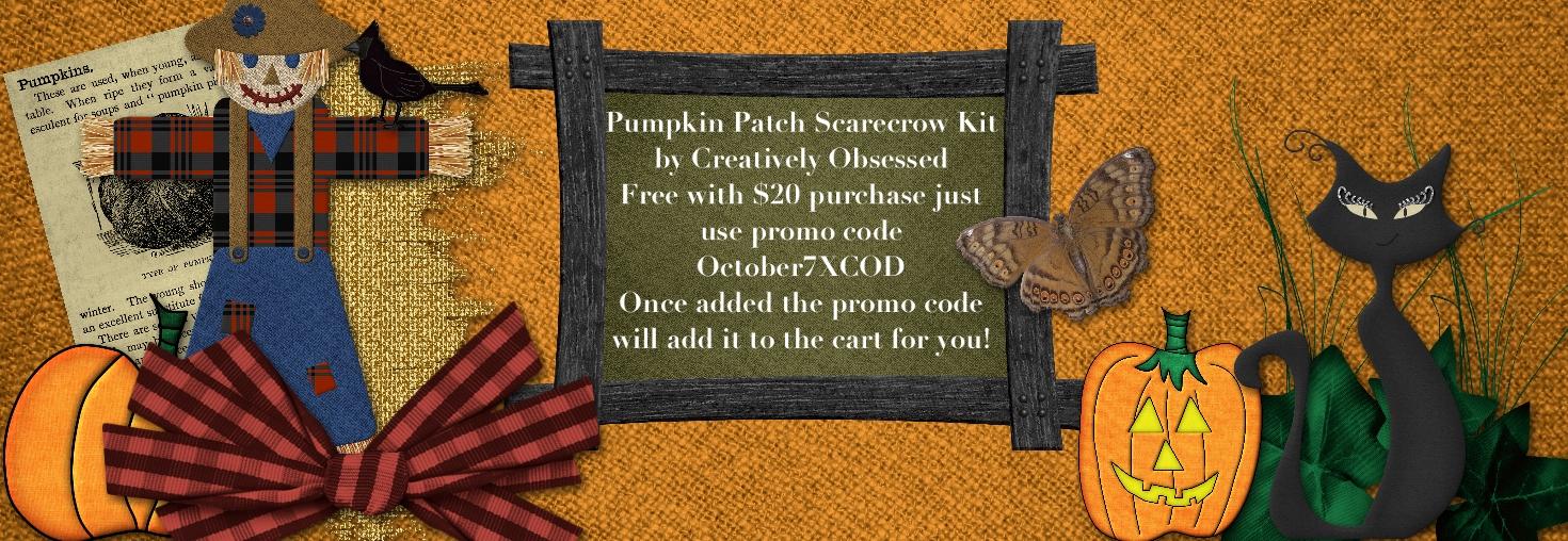 PumpkinPatchScarecrowKit