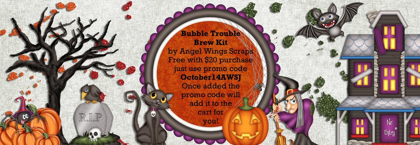 Bubble Trouble Brew Kit