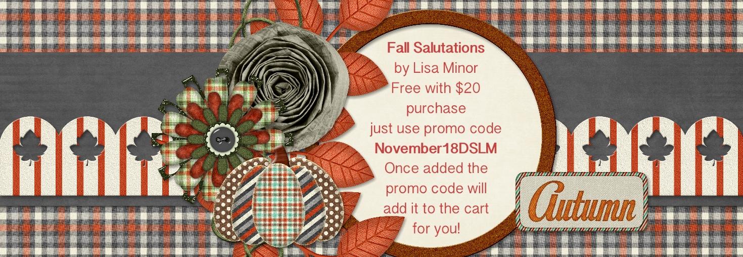 Fall Salutations