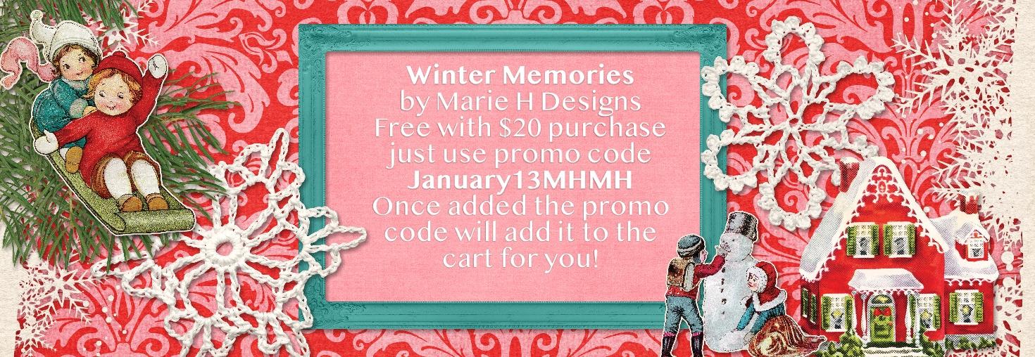 Winter Memories Kit