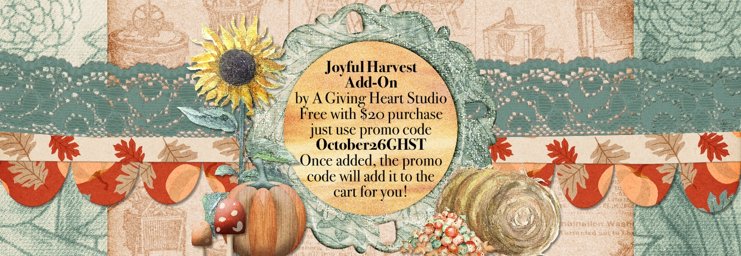 Joyful Harvest Add On