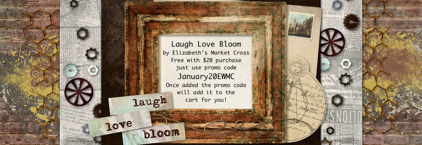 Laugh Love Bloom
