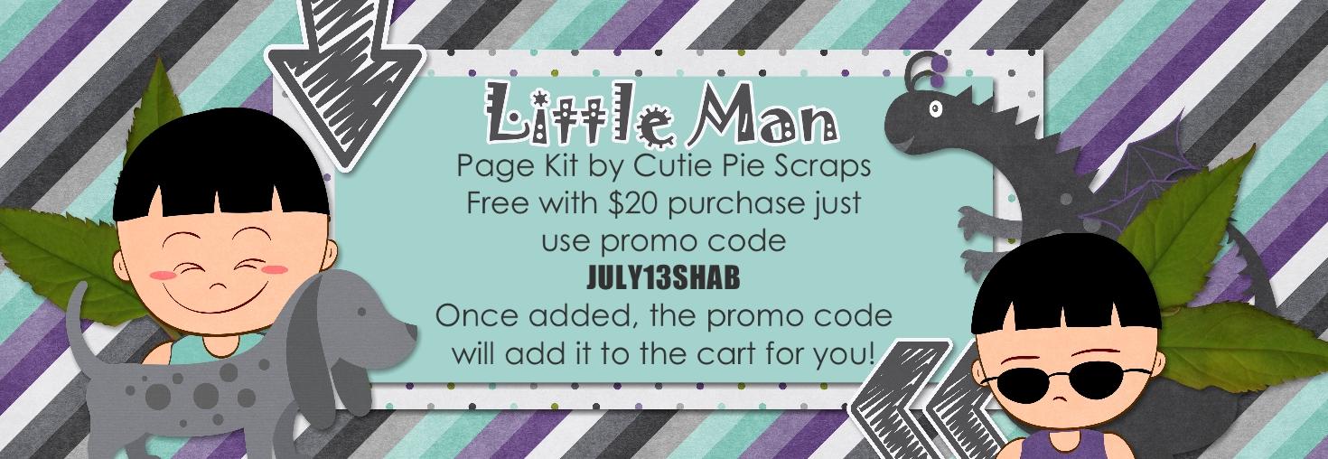Little Man Page Kit