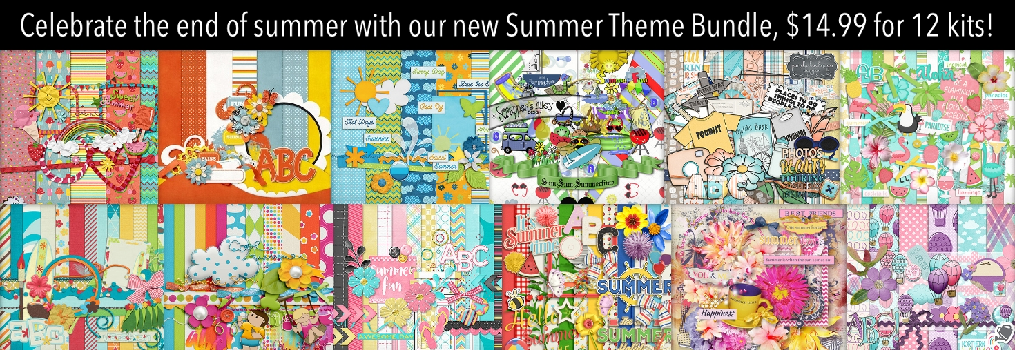 Summer Theme Bundle