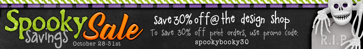 Spooky Savings Sale
